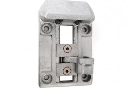 Batente Segurança Portão Aluminio